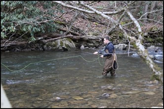 sawyer fishing