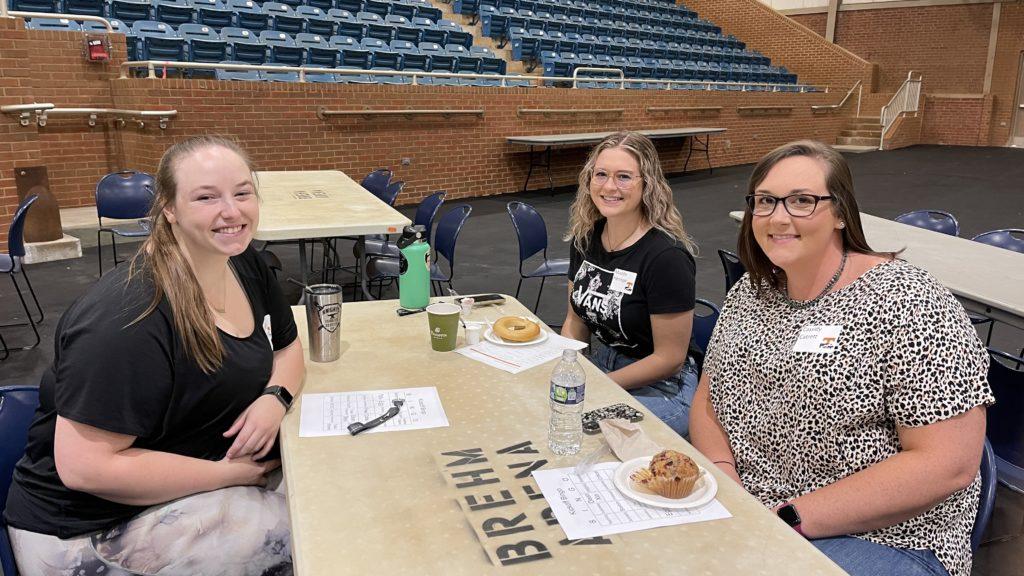 Three new graduate students