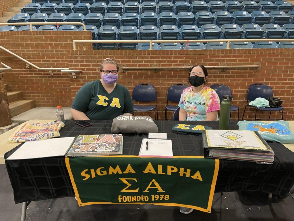 Sigma Alpha Club